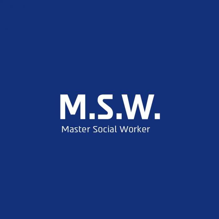 .M.S.W בעבודה סוציאלית*