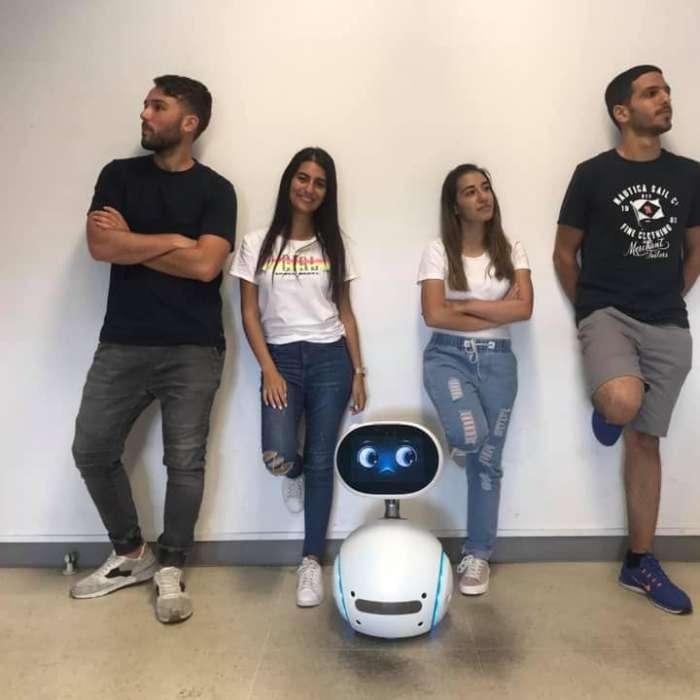 משלחת סטודנטים מהחוג למדעי המחשב לטיוואן