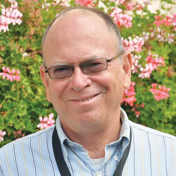 Dr. Amos Ron