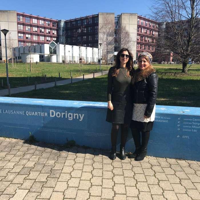 AAC Delegates Visit  Lausanne University